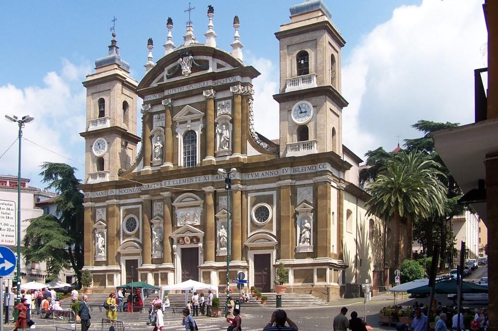 Rome Surroundings