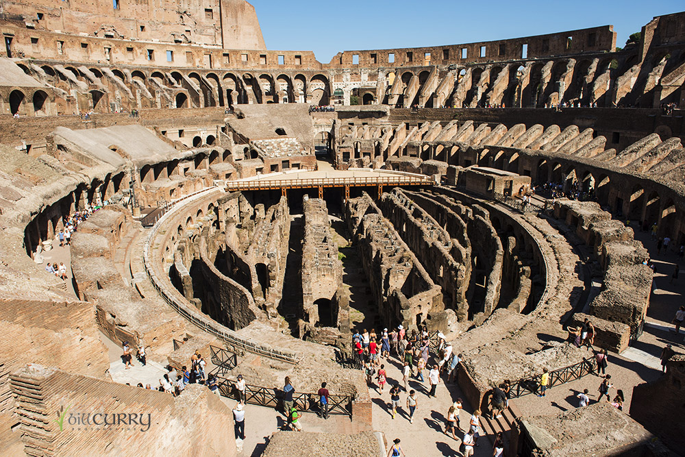 Rome Rome Coliseum Tour Of The Coliseum In Rome