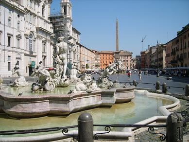 Piazza Navona - Rome Rome Information the best site on tourism in rome