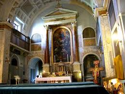 Chiesa di San Bonaventura in Palatino Rome Information the best site on tourism in rome