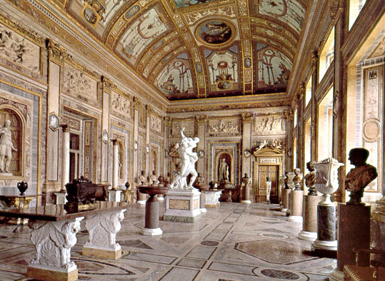 Rome Borghese Gallery Rome Information the best site on tourism in rome