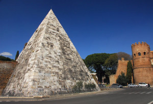 Piramide Cestia 2 Rome Information the best site on tourism in rome