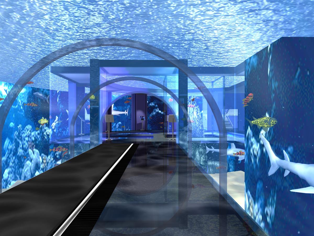Water Parks in Rome Rome Aquarium Park