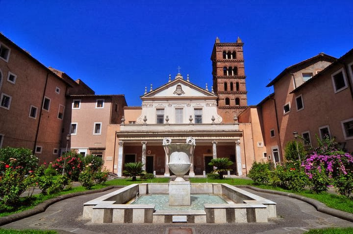 Visita Tour in Rome S. Cecilia Rome Information the best site on tourism in rome