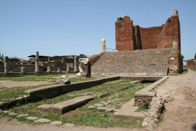 Ancient Ostia Church