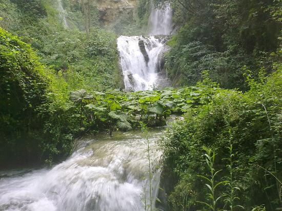 Waterfall Villa Gregoriana