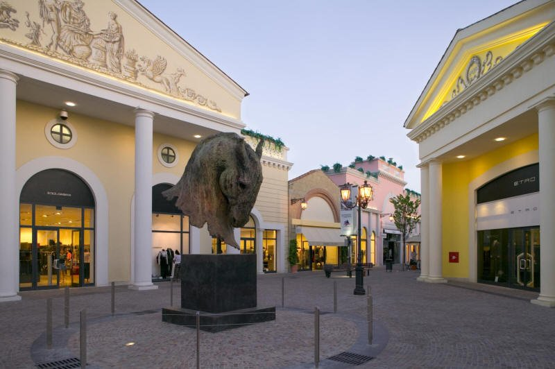 Rome Outlets - Rome Information