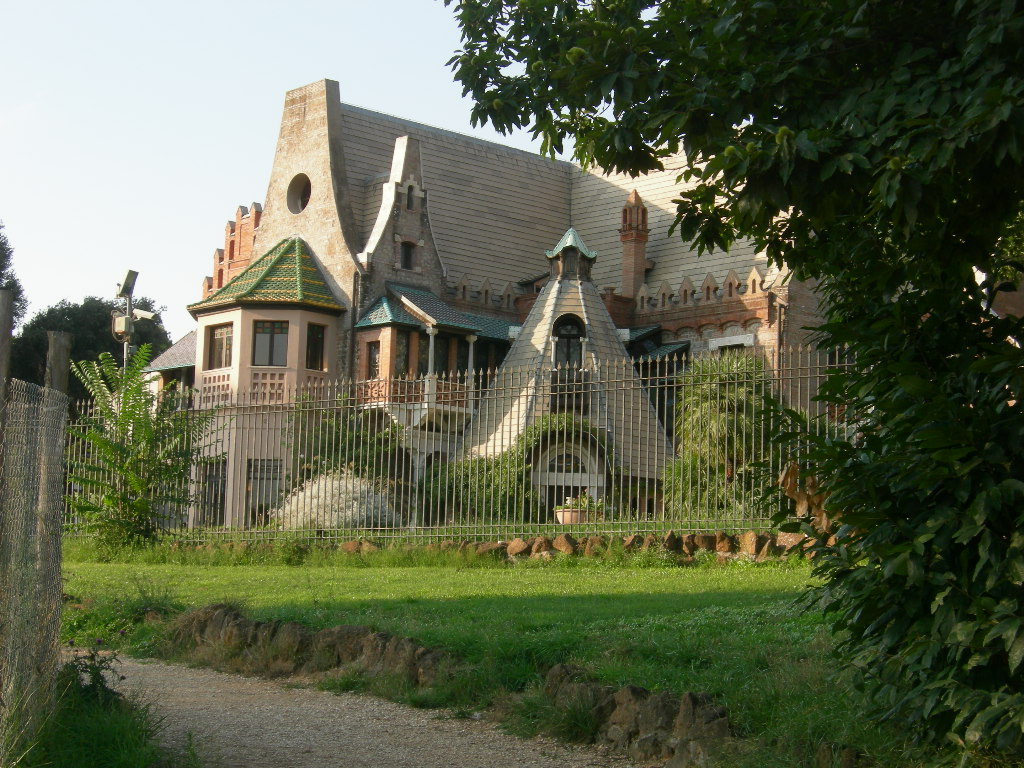 casa delle civette villa torlonia
