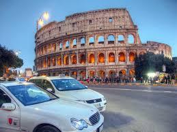 Rome Taxi Service Area 1