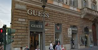 GUESS Store | ricciano ITALY