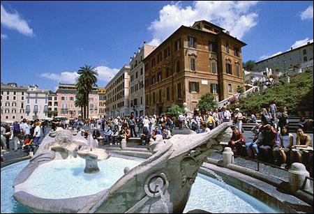 Rome Central Area