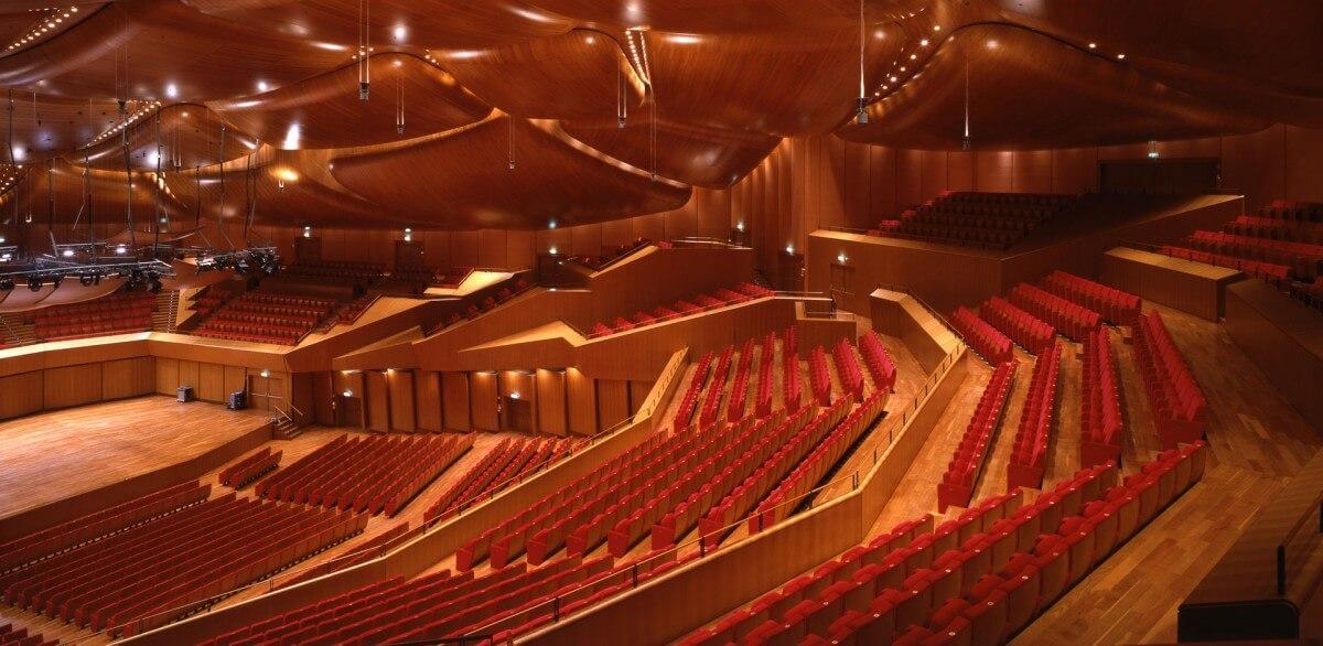 Roma musei musei a roma museo auditorium a roma for Auditorium parco della musica sala santa cecilia posti migliori
