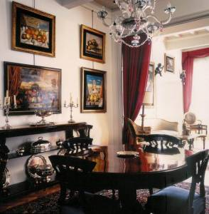 Casa Giorgio De Chirico a Roma