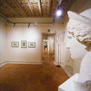 Casa di Goethe a Roma - Sala
