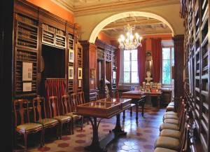 Casa di Keats Shelley a Roma - Interno