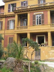Casa di Pirandello a Roma