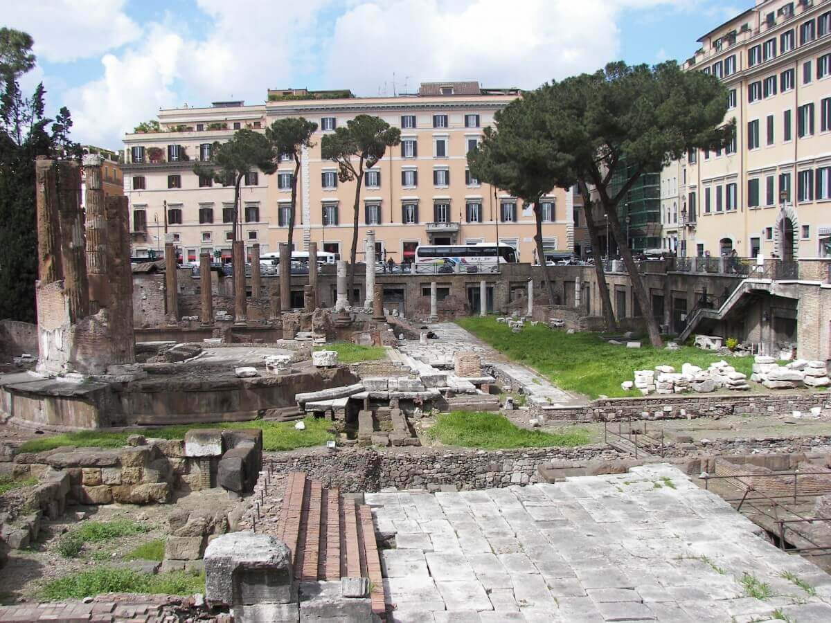 Rome Travel Archeological Areas Rome Monuments