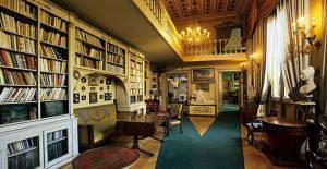 Museo Mario Praz a Roma - Biblioteca