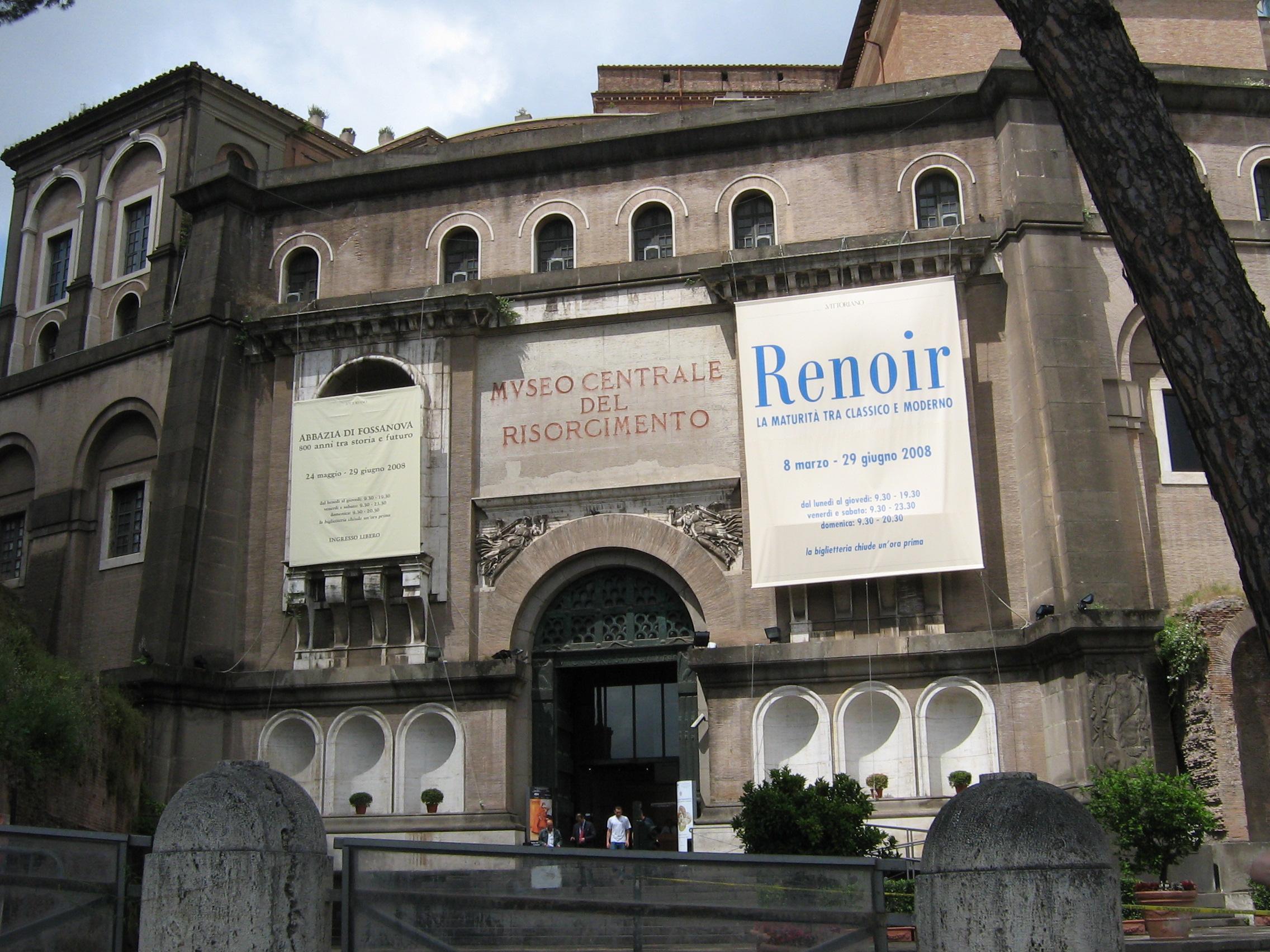 Museo Del Risorgimento.Rome Museum Museum Of The Risorgimento Rome Travel