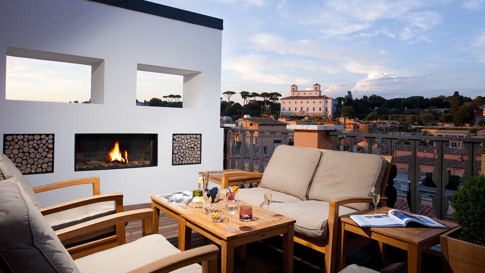 Roma - Hotel - Hotel Roma - Portrait - Alloggiare a Roma