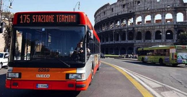 How to visit Rome-Rome main public transportation city centre