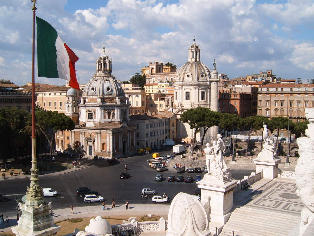 Rome Venice Square