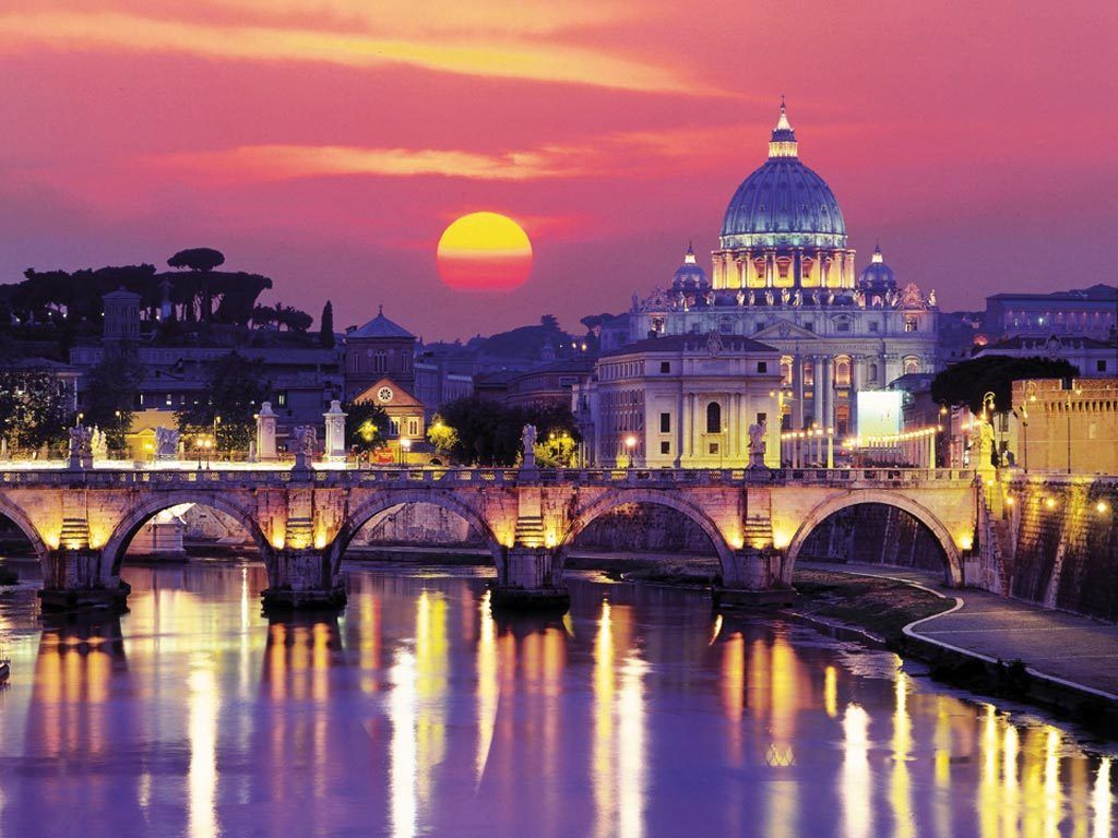 Rome Mystery tour
