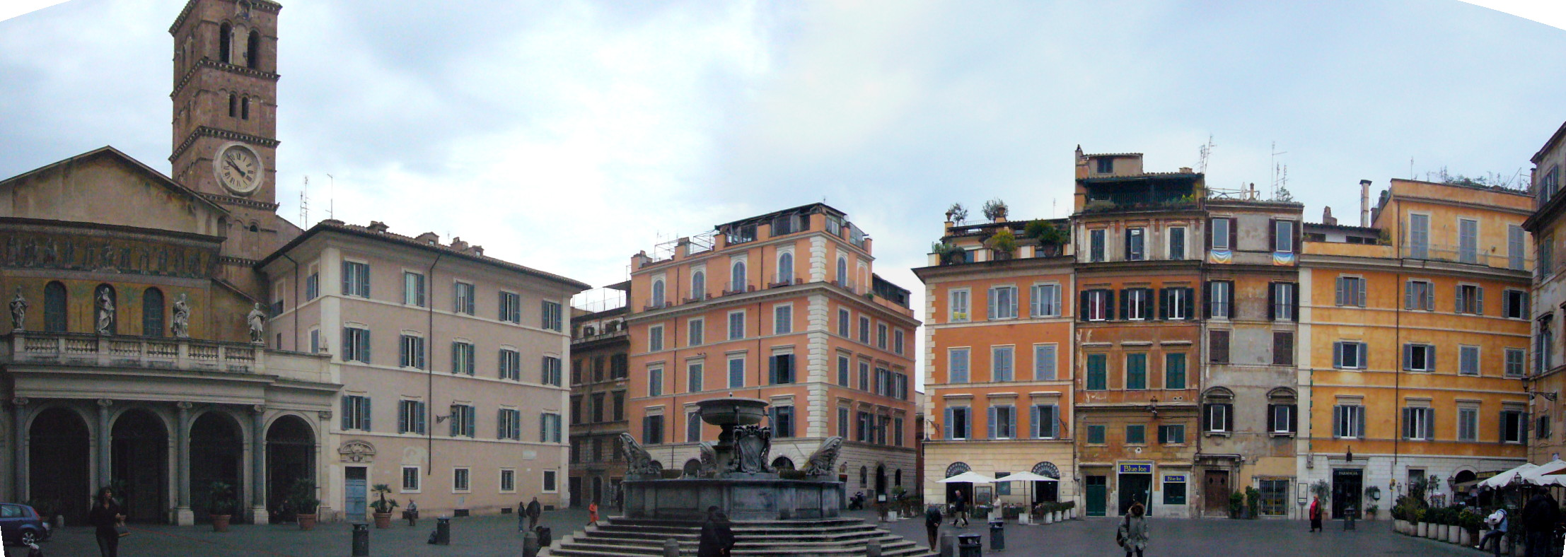 Rome Top Attractions Information