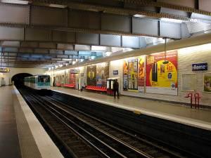 Metro of Rome