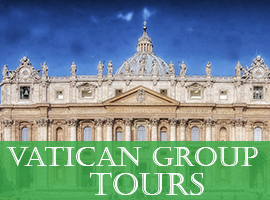 Vatican group tours, Vatican museum group Tour, Vatican museum group Tours, Skip the Line guided group tours to discover the secrets of the Vatican City.