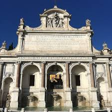 Rome Janiculum Hill