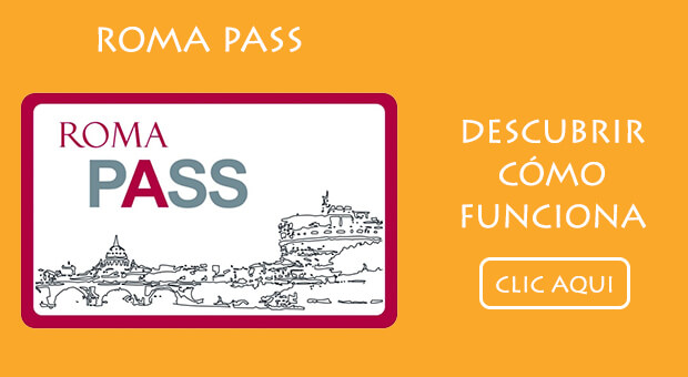 Banner Roma Pass Hover Spagnolo