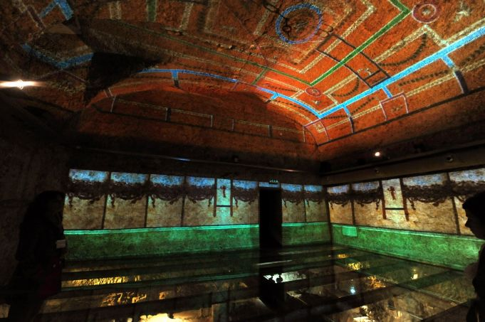 ROME TOURS OF THE UNDERGROUNDS